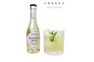 NUDO - ginger 3 - white bg